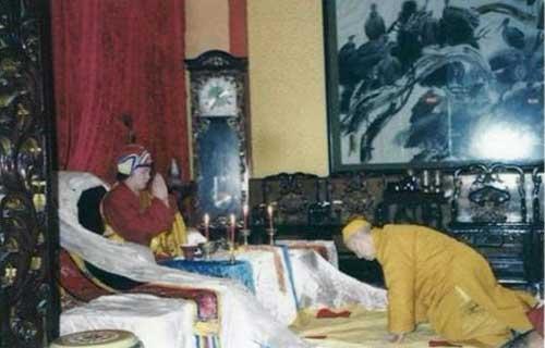 第三世多杰羌佛