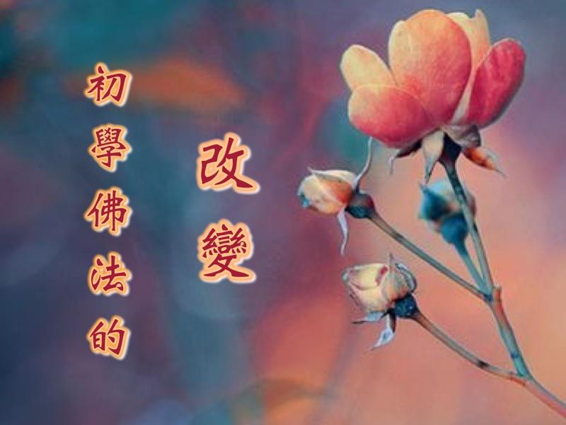 學習H.H.第三世多杰羌佛正法 初學佛法的改變