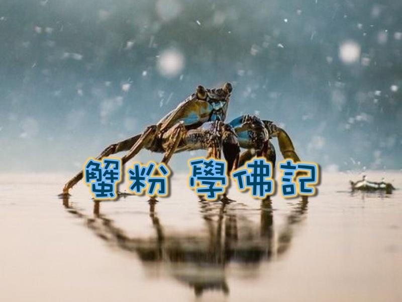 蟹粉學佛記