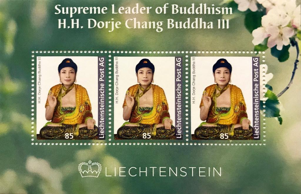 列支敦士登(Liechtenstein)郵票