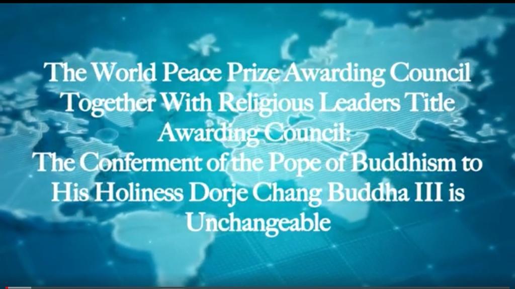 Dorje Chang Buddha III